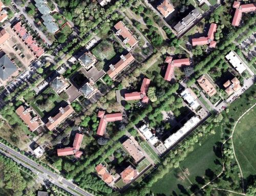 Ortofoto del Comune di San Donato Milanese (MI)